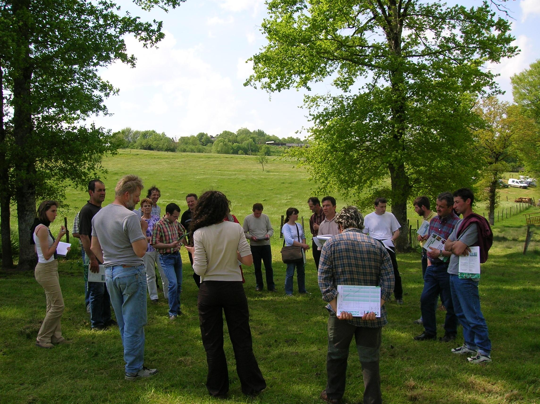 Mobiliser et accompagner des collectifs de projets agricoles et ruraux